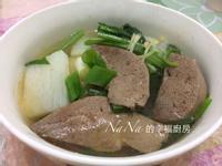 柔嫩好喝【山藥菠菜豬肝湯】
