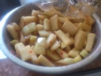 細兒<3 香辣醬醃大頭菜