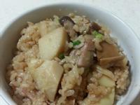 香筍雞肉炊飯