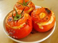 【阿努巴兜么】起司番茄鑲肉
