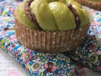 綠茶紅豆捲