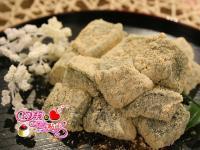 日式抹茶麻糬(蕨餅)
