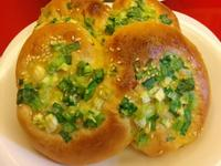 蔥花乳酪麵包-Panasonic製麵包機