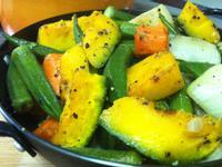 義式香料烤蔬食
