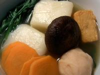 關東風味お雜煮 日式年糕湯