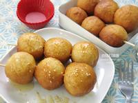 糖葫蘆麵包丸子*Panasonic製麵包機