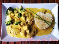 法式咖哩火雞肉飯-15分鐘上菜