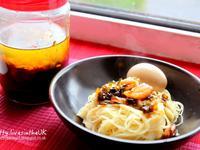 DIY蒜蔥油&香噴噴蔥油拌麵
