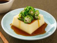 涼拌星星芙蓉豆腐