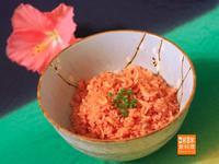 Mimi♥櫻花蝦紅麴飯【彩色營養米】
