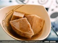 黑木耳芋頭甜湯(黑芋戀).柯媽媽の植物燕窩