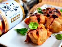 【淬釀中式下午茶點】紅糟炸香菇肉