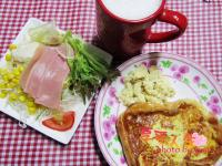 《料理》在家也能享受美味早餐~法國吐司簡單做