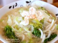 【主婦懷念小吃攤】什錦海鮮湯麵