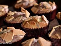 簡單蛋糕-覆盆子巧酥杯子蛋糕