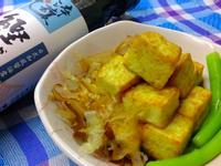 香煎蛋豆腐【淬釀日式下午茶點】