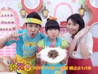 料理甜甜圈【一起長高吧】蜜汁小魚乾