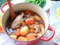 日式柑橘醬燉雞 マーマレード煮