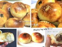 麵包機料理:美味小餐包