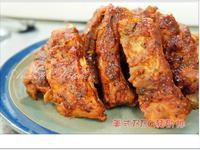美式BBQ豬肋排