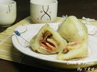 培根小巧粿粽