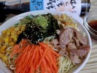 懶人版和風涼麵『淬釀日式下午茶點』