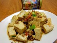 微辣下飯的炸醬碎肉豆腐『牛頭牌端午好香拌』