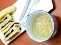 [小湯的美味食譜] 法式洋蔥濃湯 Le Creuset, Staub鑄鐵鍋實做