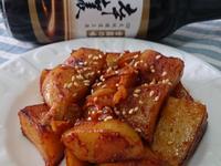泡菜乾煎馬鈴薯~淬釀中式下午茶點