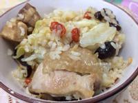 麻油雞菜燉飯