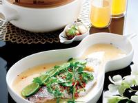 JIA Inc. 蒸鍋蒸籠|清蒸檸檬鱸魚