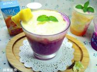 鳳梨火龍果冰沙汁『諾鈣C發泡錠』