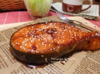照燒鮭魚Teriyaki Salmon