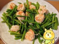 蘆筍炒蝦仁