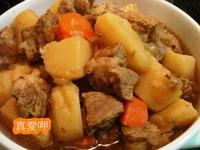 電鍋輕鬆做日式馬鈴薯燉肉
