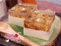 蓮香椰奶桂花糕