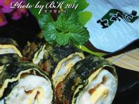 酥炸海苔起司魚蛋捲「元本山海苔」