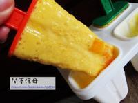 夏日限定-芒果牛奶冰棒