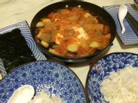 蔬菜泡菜鍋