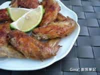 香草烤雞翅