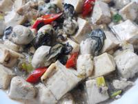 豆豉豆腐鮮牡蠣