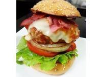 大俠愛吃的爆漿漢堡包(漢堡肉的超簡化版)