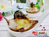起司烤飯糰「元本山海苔」