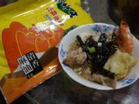 麻香海苔鍋燒冬粉「元本山海苔」