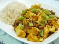 咖哩麻婆豆腐