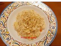 [白醬燉飯]義式奶油白醬鮪魚燉飯
