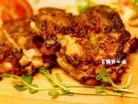 嫩煎雞腿肉