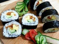 夏天就是要吃捲壽司