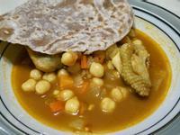 超簡單 印度烤餅 Chapati