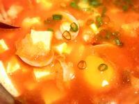 韓式辣豆腐鍋(簡易版)